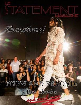 The Showtime Issue (NYFW)