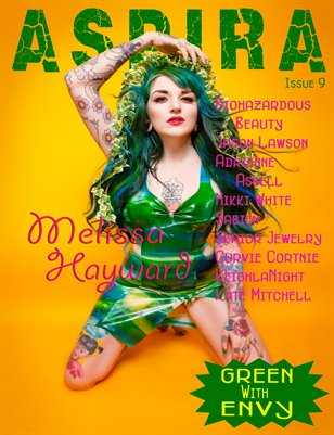 March's Green With Envy Issue No. 9