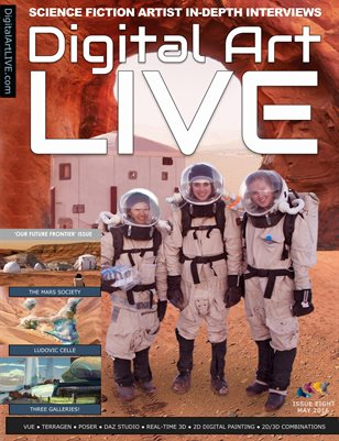 Digital Art Live issue 8