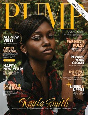 PUMP Magazine | The Style Watch Edition | Vol.1 | 2021