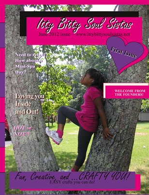 Itty Bitty Soul Sistas June 2012 Issue