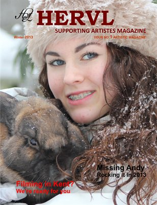HervL Supporting Artistes Magazine - Winter 2013