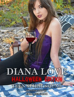 Diana Love - Gothik Goddess -  Halloween Edition | Teen Spirit Squad
