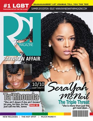 Raynbow Affair Magazine Issue#7