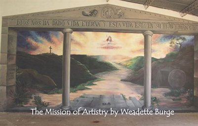 The Ministry of Artistry by Weadette Burge