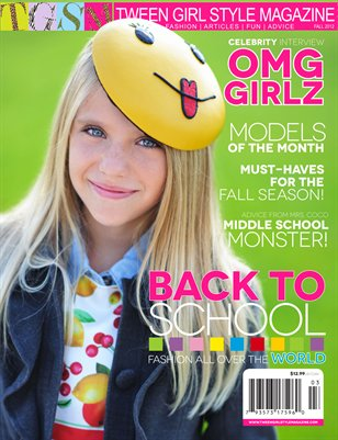 Back to School Fall 2012 issue