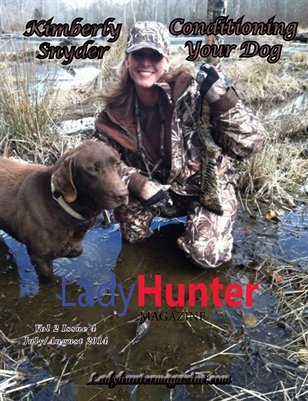 Lady Hunter Magazine July August 2014