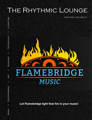 TRL MAGAZINE JUNE 2020 (FLAMEBRIDGE MUSIC)