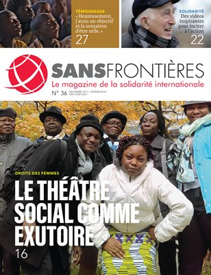 Magazine Sans Frontières (Num.36 Dec2017-Fev2018)