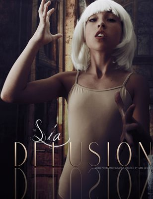 SIA Delusion Project by Dani Geddes Photography