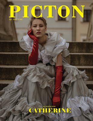 Picton Magazine APRIL 2020 N492 Cover 2