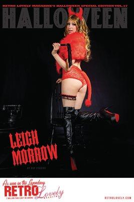 Halloween 2021 Vol.17 – Leigh Morrow Cover Poster