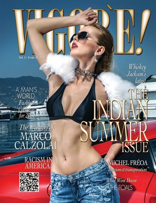 Vigore! Magazine USA Indian Summer 2015 issue