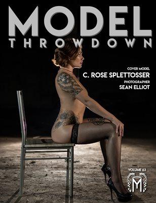 Model Throwdown 63 C Rose Spettosser