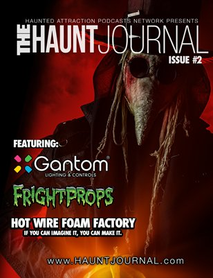The Haunt Journal: Issue 2
