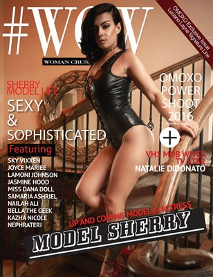 "#WCW Magazine ""Sexy and Sophisticated Vol 1 Sherry"