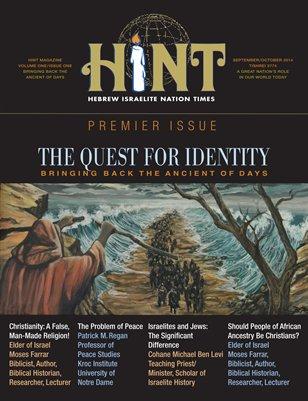 HINT Magazine_Premier Issue 2014