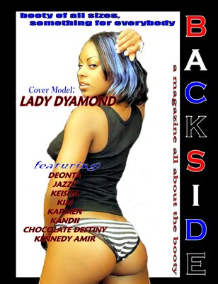 Backside Magazine Lady Dyamond Issue #1