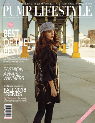 PUMP Lifestyle - The Beauty & Fashion Edition | October 2018 | Vol.9