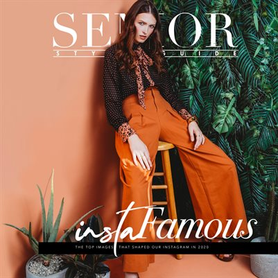 Senior Style Guide Insta Famous Issue 1