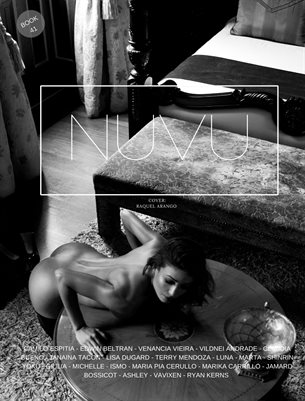 NUVU MAGAZINE : BOOK 41 ft. Raquel Arango