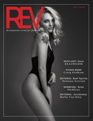 REV Magazine Vol.1 Dec 2020