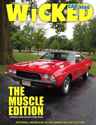 WICKED CAR MAGAZINE 74 CHALLENGER