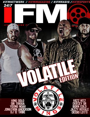 All NEW iFM Magazine Issue 14