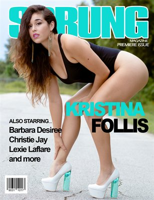 Sprung Magazine Issue #1