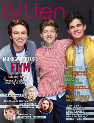 LVLten Magazine | Nov/Dec 2015 - FIYM