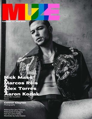 Nick Masc & Marcos Reis & Alex Torres & Aaron Kodak