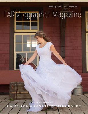 Weddings by FARMtographer Magazine