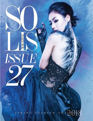 Solis Magazine Issue 27 - Spring Fashion Edition 2018