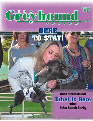 National Greyhound Association Spring Review 2016