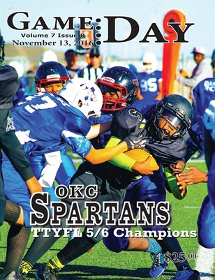Vol 7 Issue 8 - TTYFL 5/6 Champions OKC