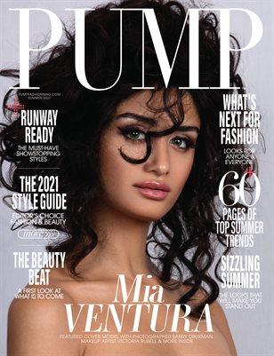 PUMP Magazine | The June Trend Issue | Vol.3