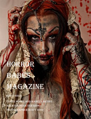 Horror Babes Magazine (1st edition)