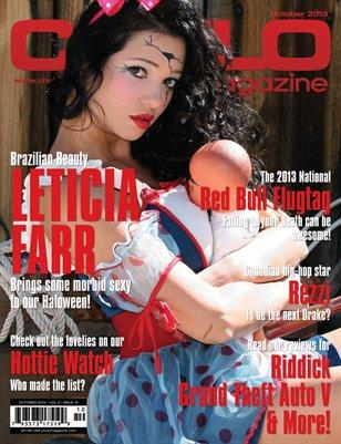 Chulo Magazine - October 2013