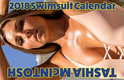 Tashia McIntosh 2018 Swimsuit Calendar