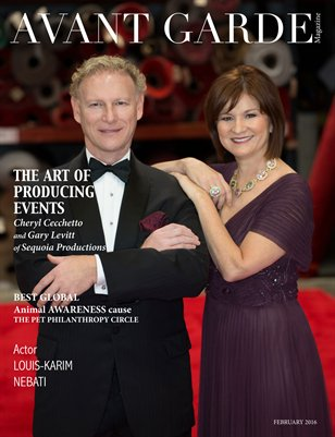 AVANT GARDE Magazine February 2016