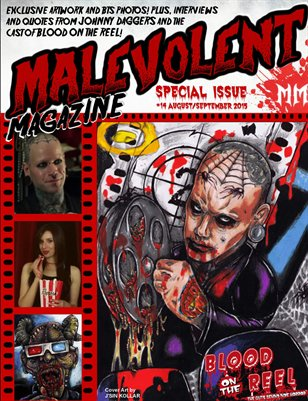 Malevolent Magazine #14 Aug/Sept 2015