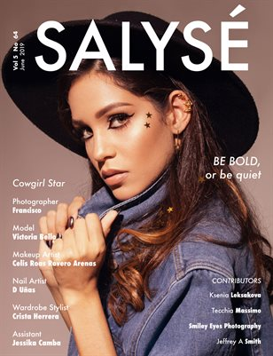 SALYSÉ Magazine | Vol 5 No 64 | JUNE 2019 |