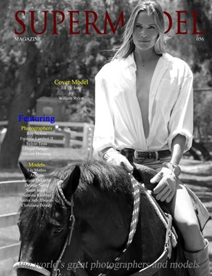 Supermodel Magazine Issue 056