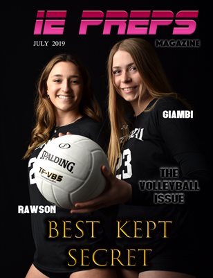 Girls Volleyball Issue July 2019
