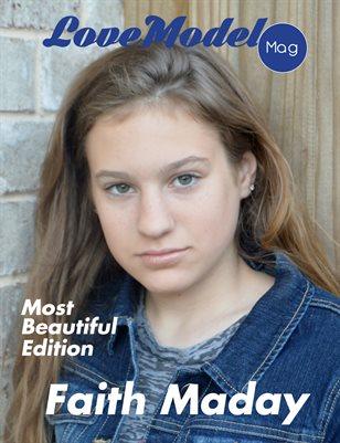 Most Beautiful Models Faith