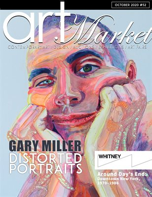 Art Market Magazine October Issue #52
