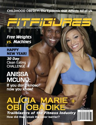 Jan/Feb 2013 - Obi Obadike & Alicia Marie