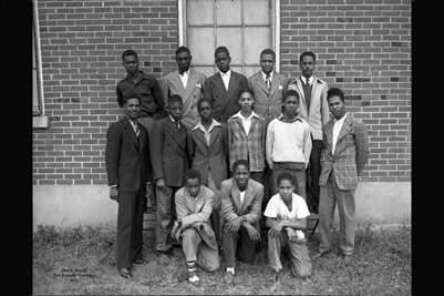 May 13, 1947 Dunbar High School, Graves County, Kentucky