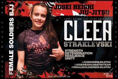 Cleea Straklevski Josei Heishi Poster
