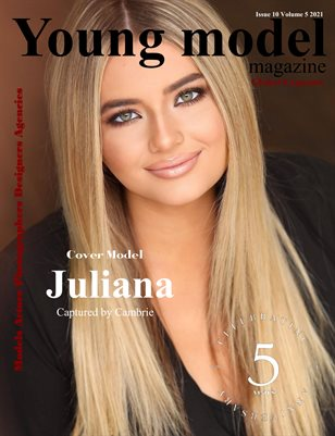 Young Model Magazine Issue 10 Volume 5 2021 AUGUST TOP 50